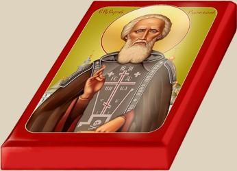Святой Преподобный Сергий