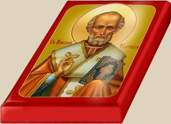 Святой Преподобный Николай Чудотворец